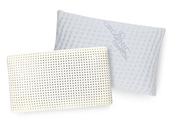 Talalay Latex Pillow - Inside and Cover